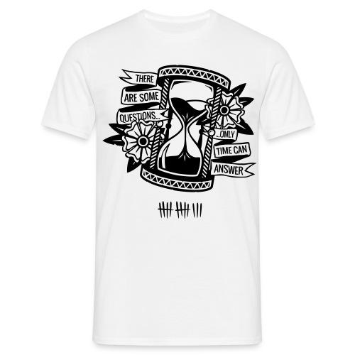 sandtimer upload v2 - Men's T-Shirt