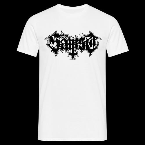 Sämst logo black - T-shirt herr