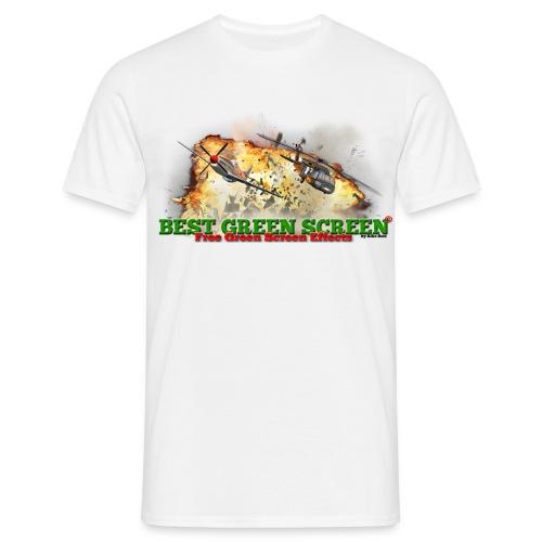 Komp 4 Kopie png - Men's T-Shirt