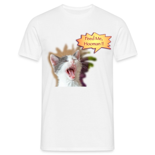 Brocéliande Feed Me - T-shirt Homme