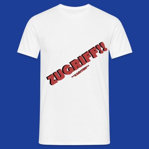 Carsten Stahl Zugriff - Männer T-Shirt