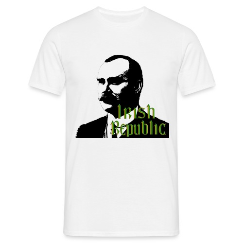 connolly republic - Men's T-Shirt