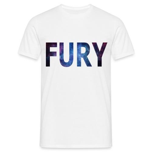 FURY - Herre-T-shirt
