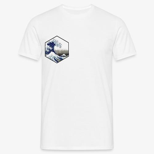 Waves - T-shirt herr