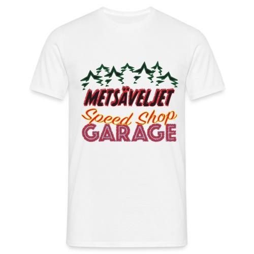 metsaveljet3 02 - Miesten t-paita