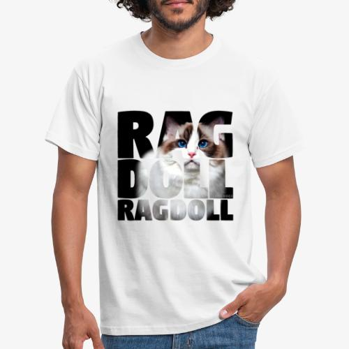 Ragdoll II - Miesten t-paita
