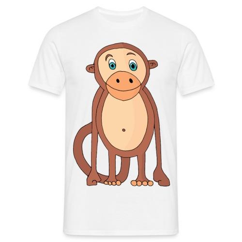 Bobo le singe - T-shirt Homme