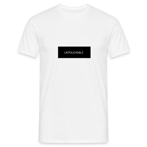 untouchable - Men's T-Shirt