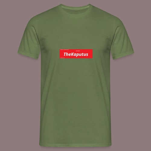 TheKaputus Merch - Miesten t-paita