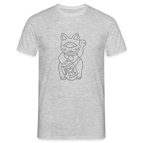 maneki neko - Miesten t-paita
