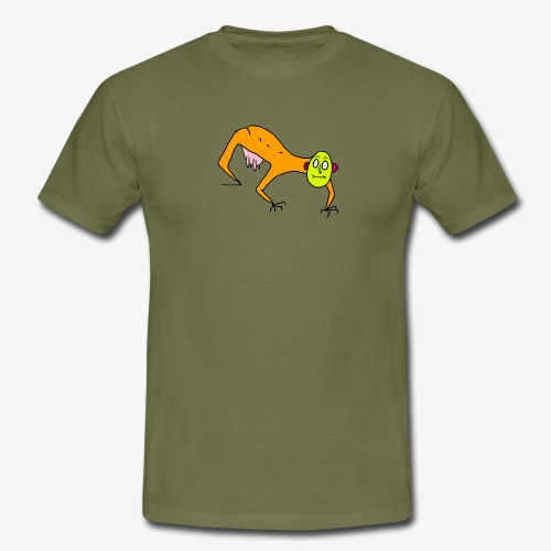 The Man - T-shirt herr