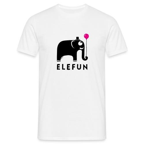 Elefun - Männer T-Shirt