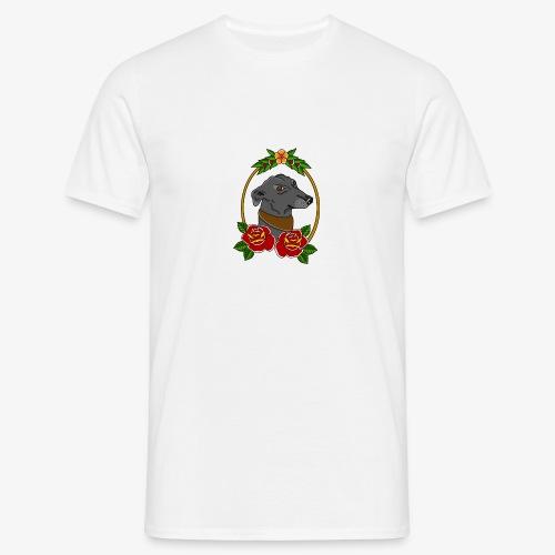 Blue Greyhound - Men's T-Shirt