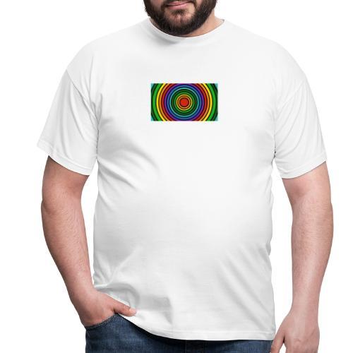 Kreise - Männer T-Shirt