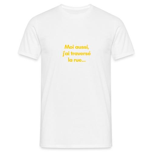 ... pour trouver du travail ! - T-shirt Homme
