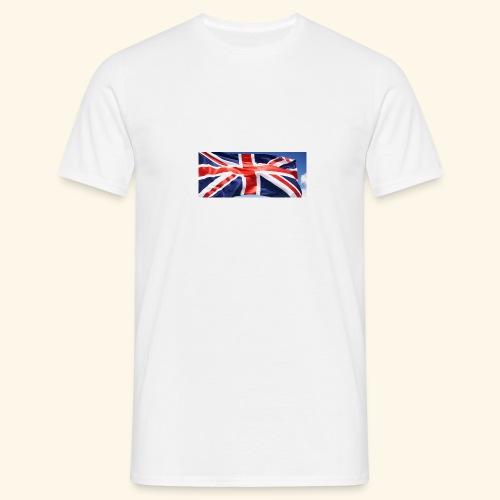 UK flag - Men's T-Shirt
