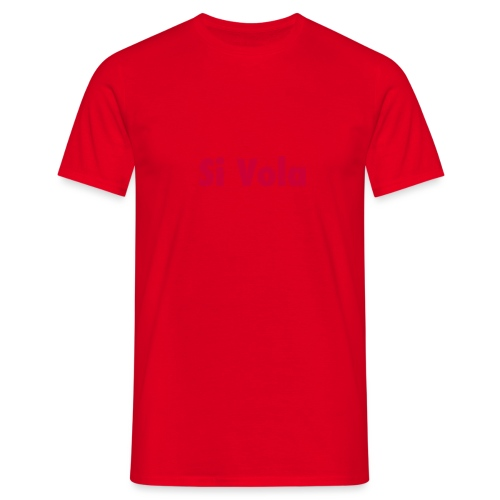 SiVola - Maglietta da uomo