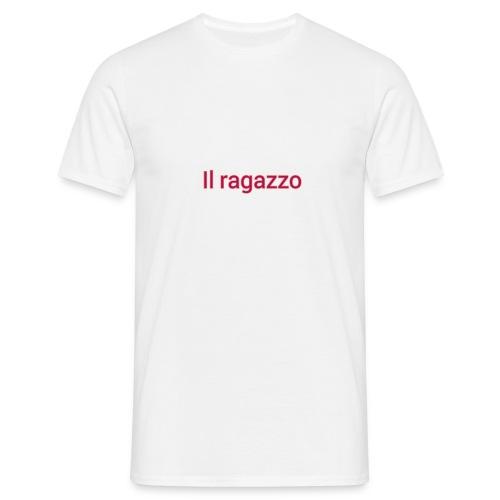 Il ragazzo - Camiseta hombre