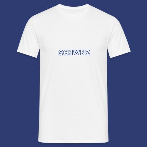 SCHWNZ - Mannen T-shirt