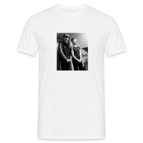 El Patron y Don Jay - Men's T-Shirt
