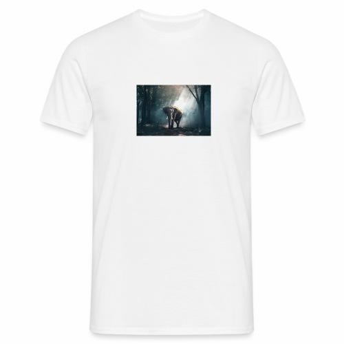 elephant 1822636 480 - Männer T-Shirt