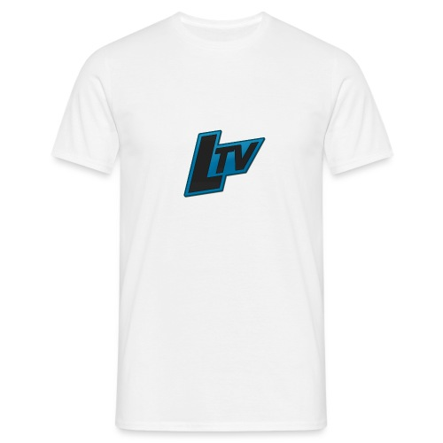 Lundorff_tv - Herre-T-shirt