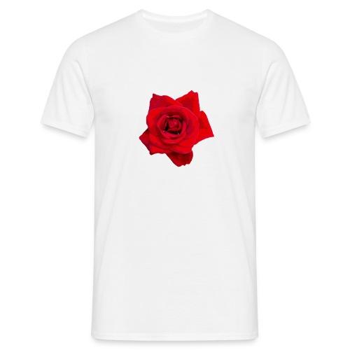 Red Roses - Koszulka męska