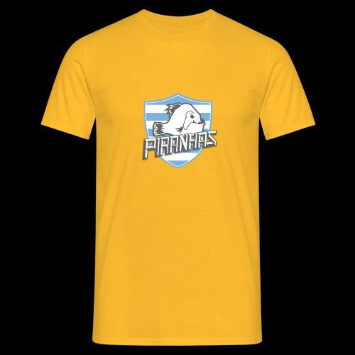 Logo Piranhas v5 - T-shirt Homme
