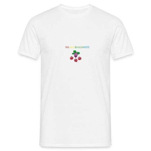Vorlage2 - Männer T-Shirt