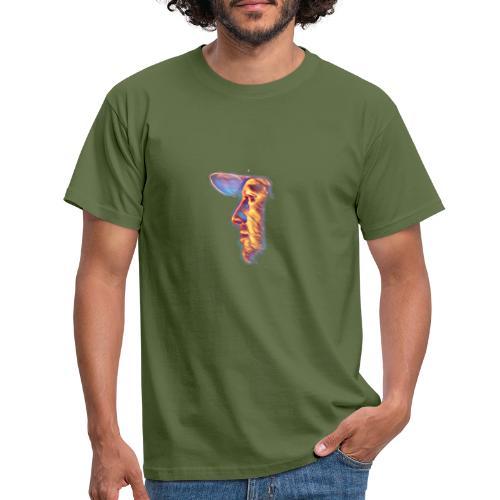 Flame art - Men's T-Shirt