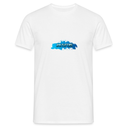 Bri Futties paint design - Men's T-Shirt