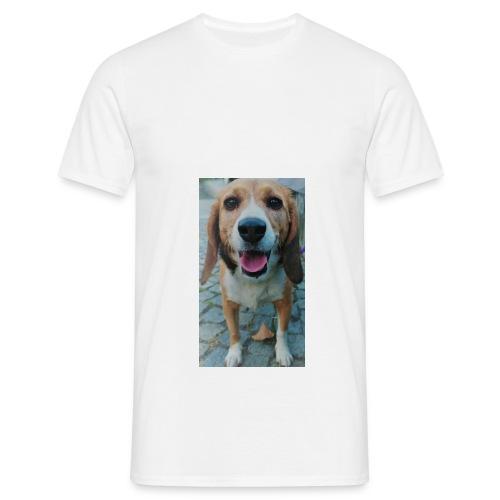 I Love Beagle - Maglietta da uomo