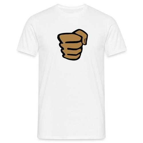 faust 2farb2 - Männer T-Shirt