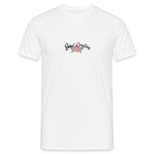 Sweet Creature - Mannen T-shirt
