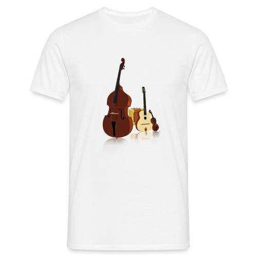swing manouche - T-shirt Homme