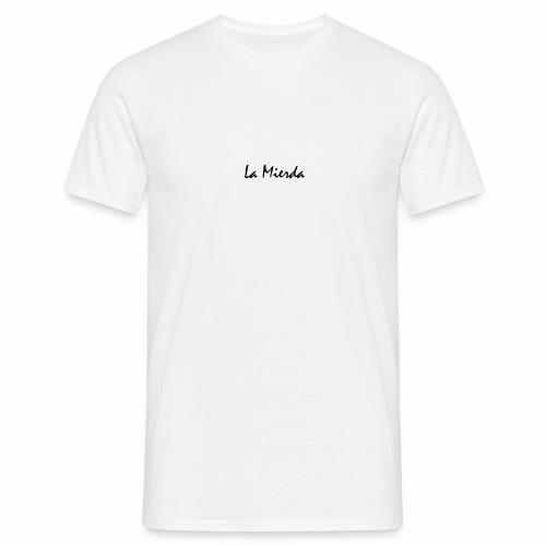 La Mierda White - Mannen T-shirt