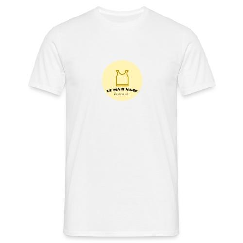 le Mait'Nage prend l'eau - T-shirt Homme