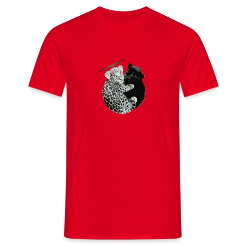 panther jaguar Limited edition - Herre-T-shirt