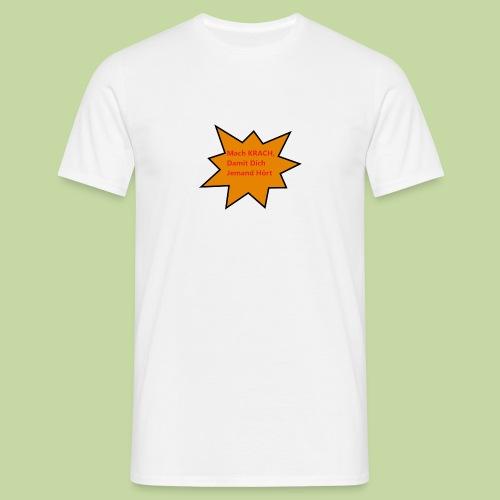 Lustiges T-shirt - Männer T-Shirt