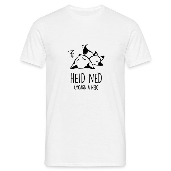 Vorschau: Heid ned - Männer T-Shirt