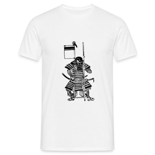 samurai - T-shirt Homme