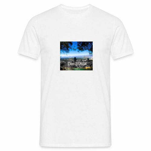 Denstella - Herre-T-shirt