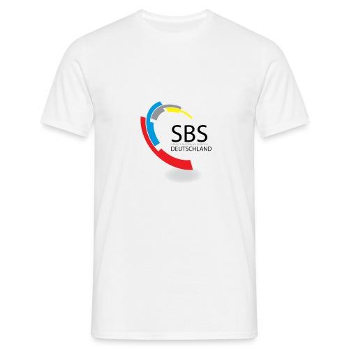 SBSDeutschland Logo - Männer T-Shirt