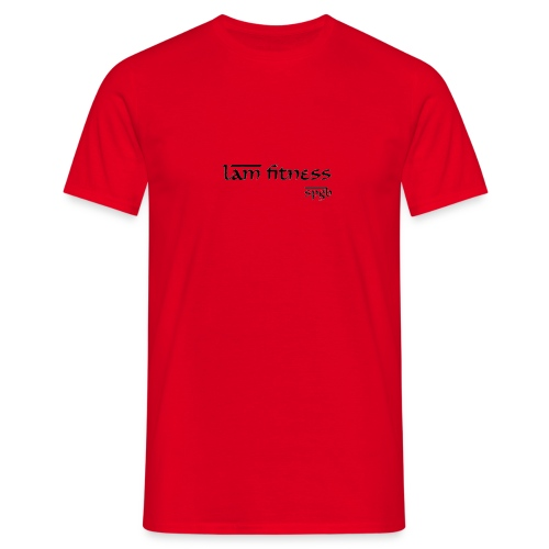 LAM Fitness FIRST EDITION - Men's T-Shirt