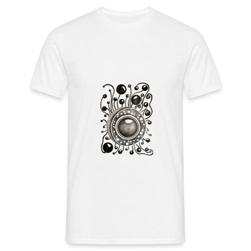 Soundglobe - Männer T-Shirt