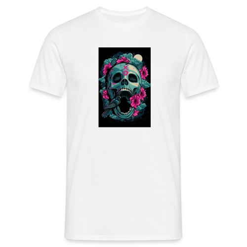 Skully - T-shirt Homme