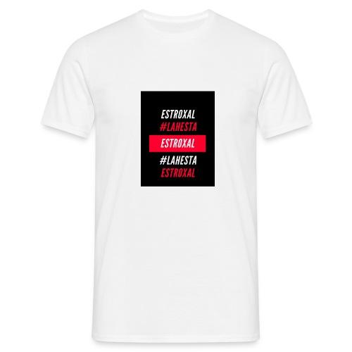 Estroxal - #LAHESTA - Miesten t-paita