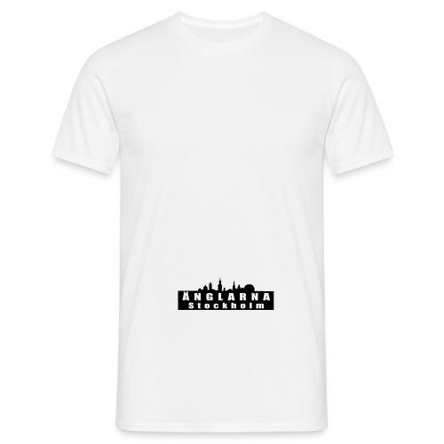 Änglarna Stockholm - T-shirt herr