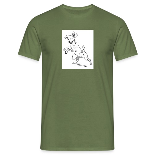 woof - Men's T-Shirt