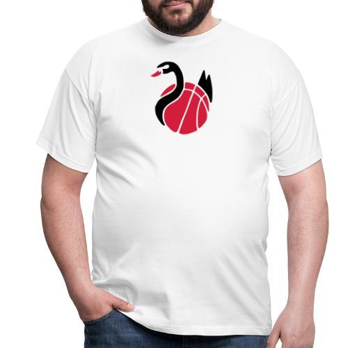 logoweissrot - Männer T-Shirt